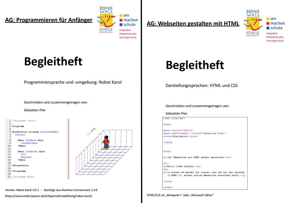 Unsere IB-AGs